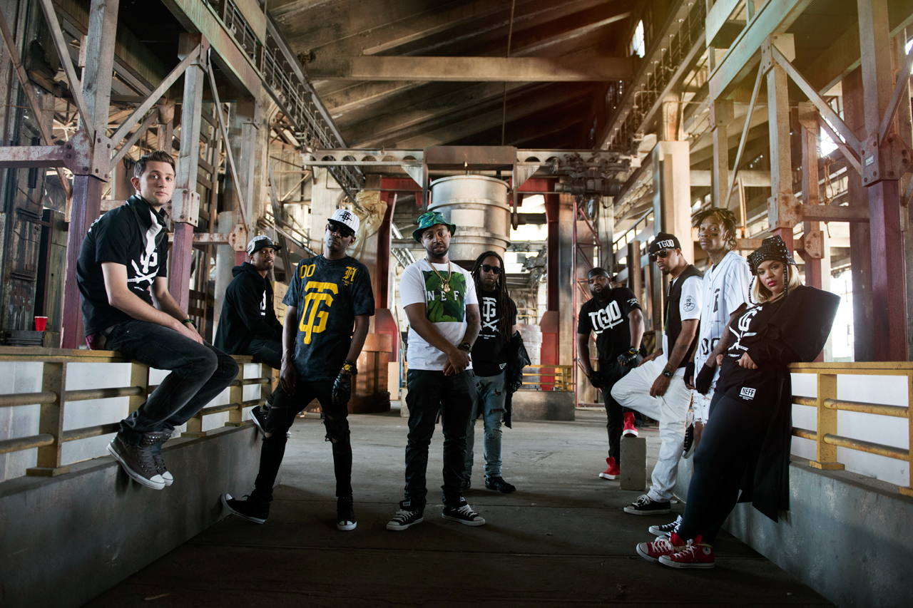 Image of Neff x Taylor Gang Ent. Launch New Apparel Collection