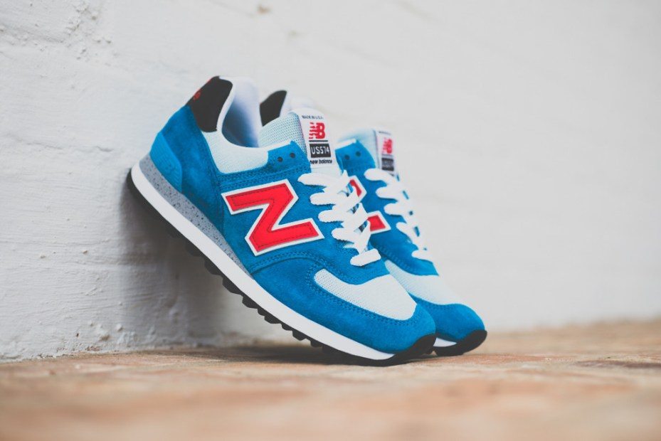 "Image of New Balance 2014 Summer US574 ""National Parks"""