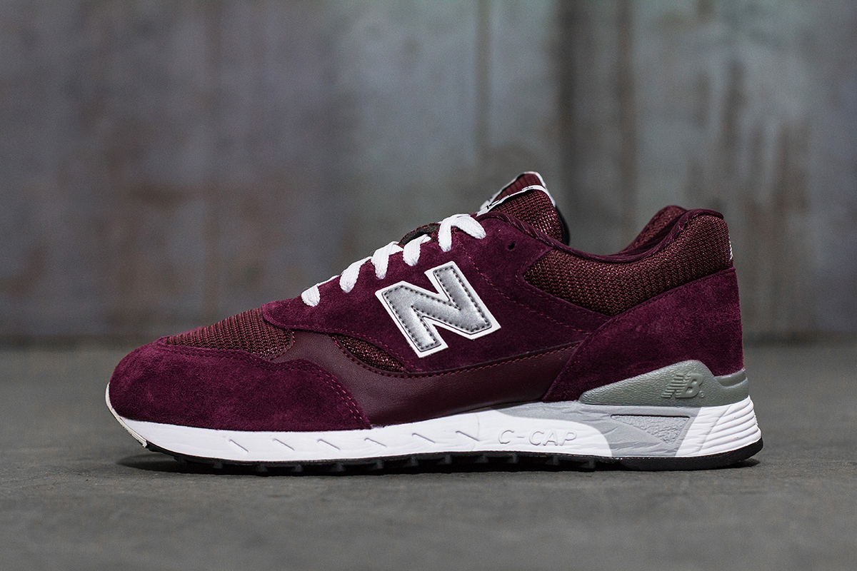 Image of New Balance CM496 Burgundy