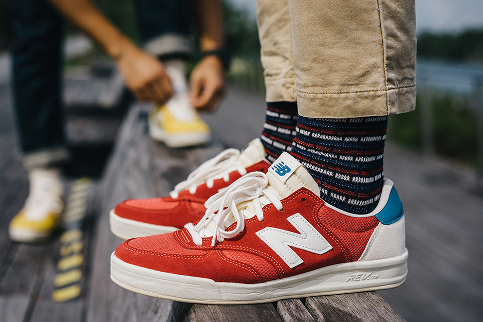 Image of New Balance CRT300 Collection