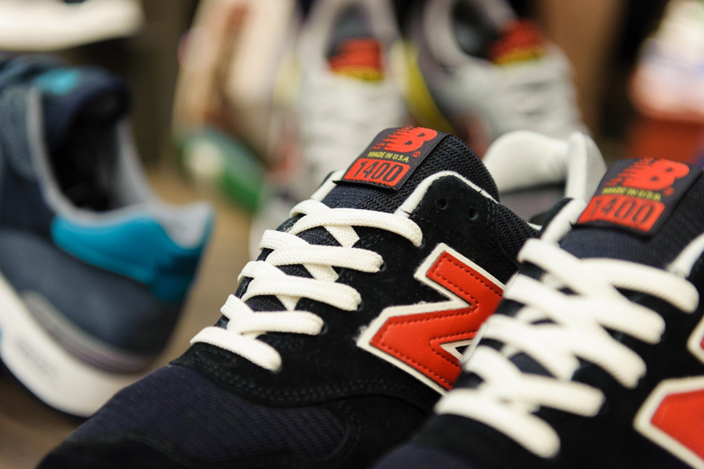 Image of New Balance Made in USA Authors Collection Preview Recap