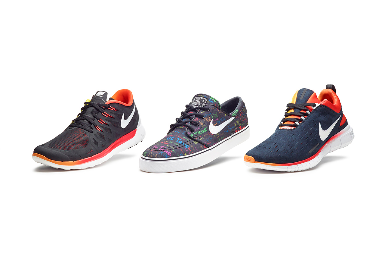 Image of Nike 2014 Summer #BETRUE Collection