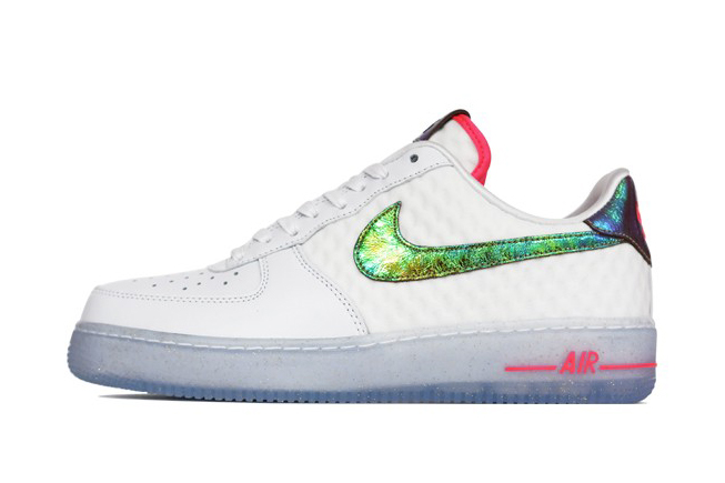 "Image of Nike Air Force 1 CMFT PRM QS ""Hyper Punch"""