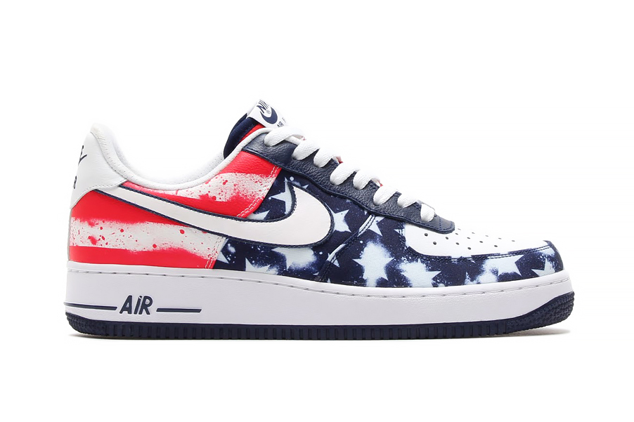 "Image of Nike Air Force 1 Low ""Independence Day"""