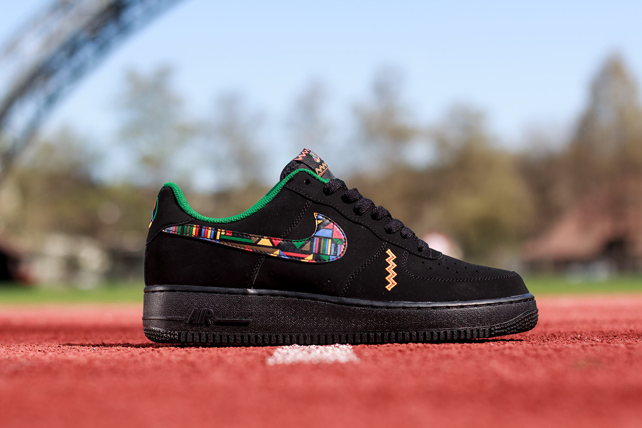 "Image of Nike Air Force 1 Low ""Urban Jungle Gym"""
