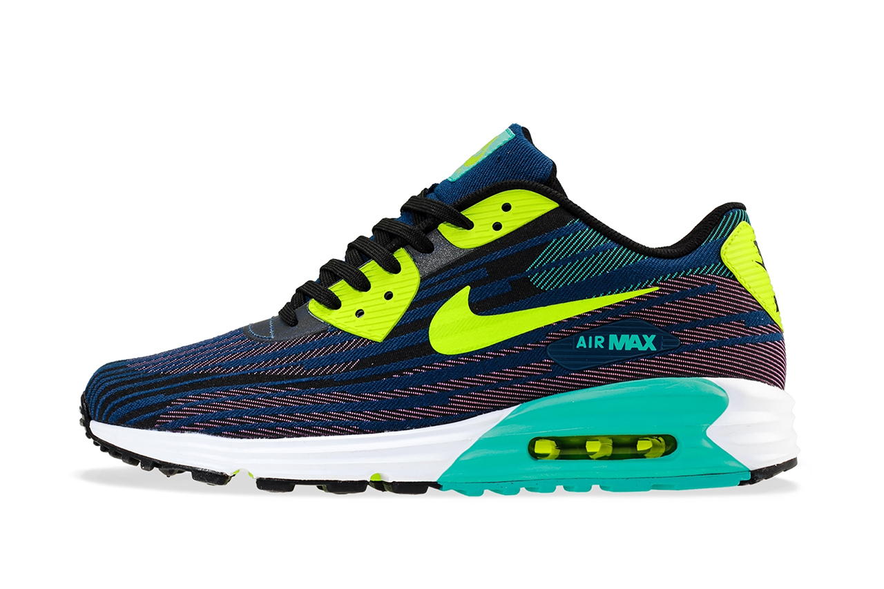 Image of Nike 2014 Summer Air Max Lunar 90 Jacquard