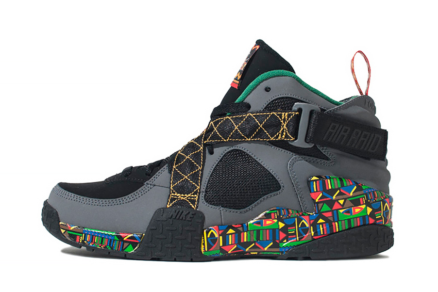 "Image of Nike Air Raid OG ""Peace"""