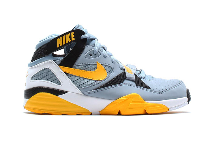Image of Nike Air Trainer Max '91 Stone Grey/Yellow/Black
