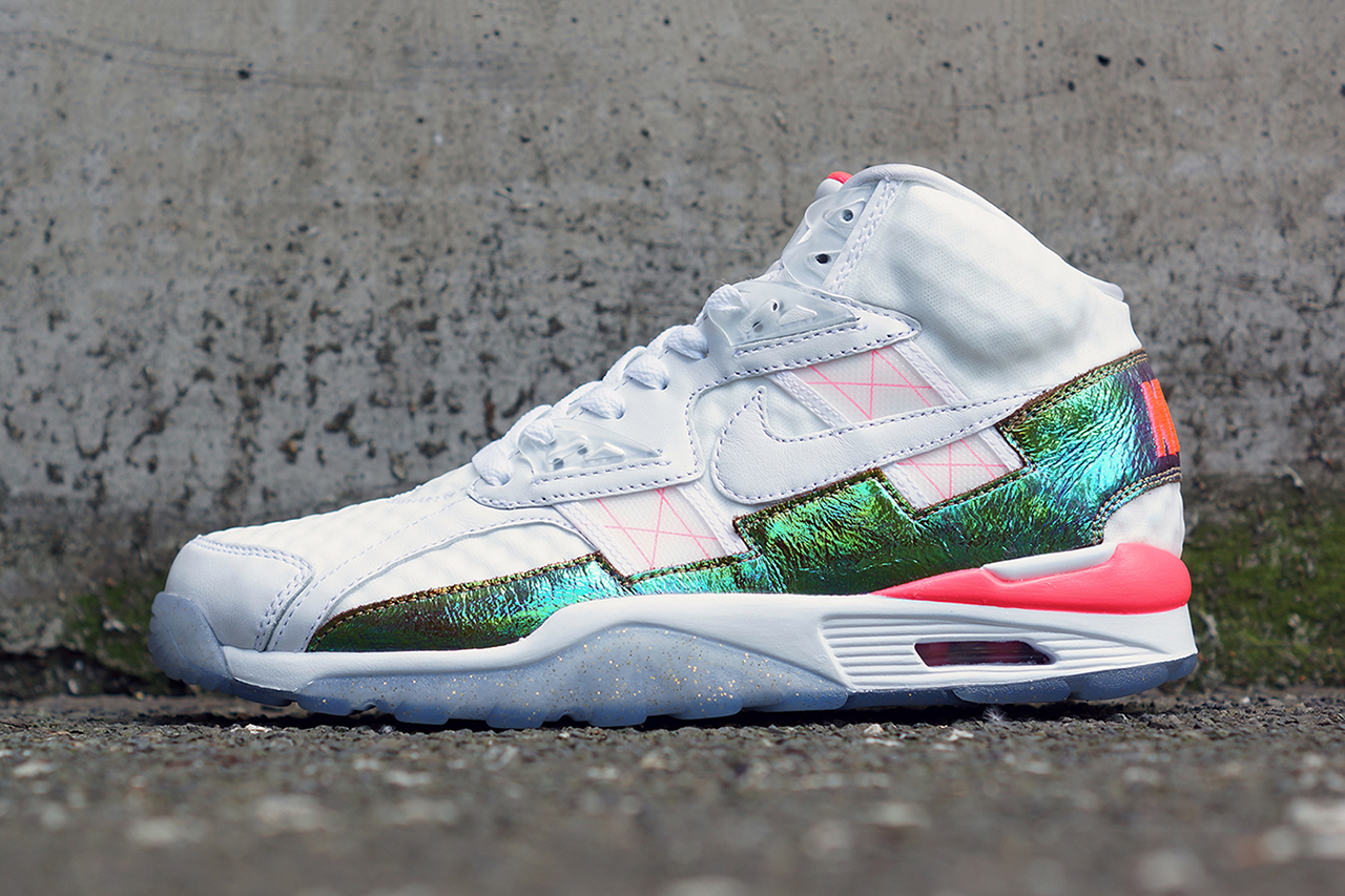 "Image of Nike Air Trainer SC High PRM QS ""Hyper Punch"""