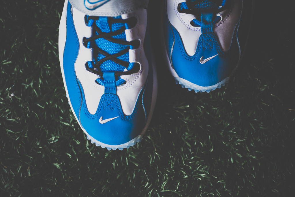 "Image of Nike Air Zoom Turf ""Photo Blue"""