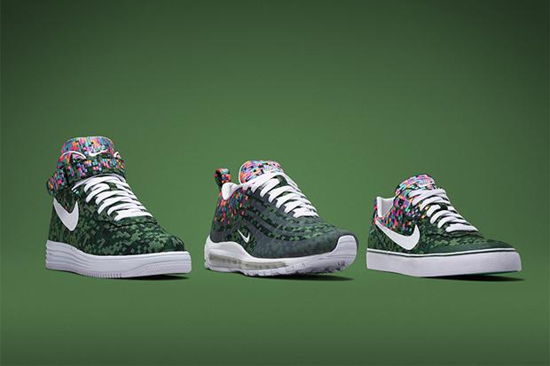 """Image of Nike 2014 Summer """"Brazil"""" Pack"""