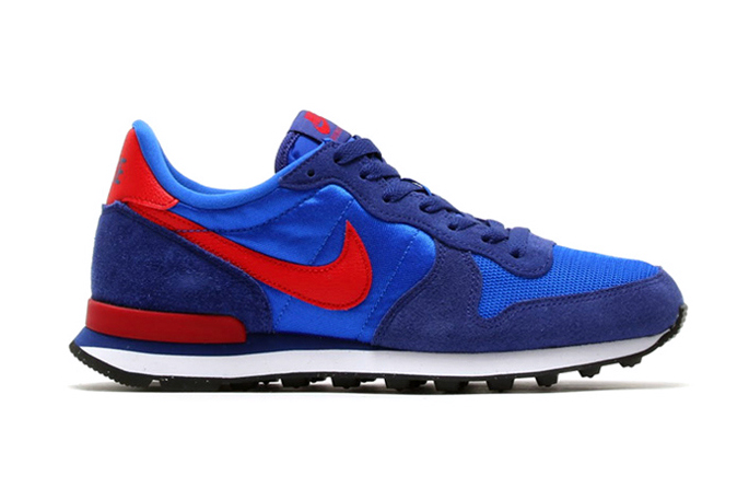 Image of Nike Internationalist Hyper Cobalt/Gym Red-Deep Royal Blue