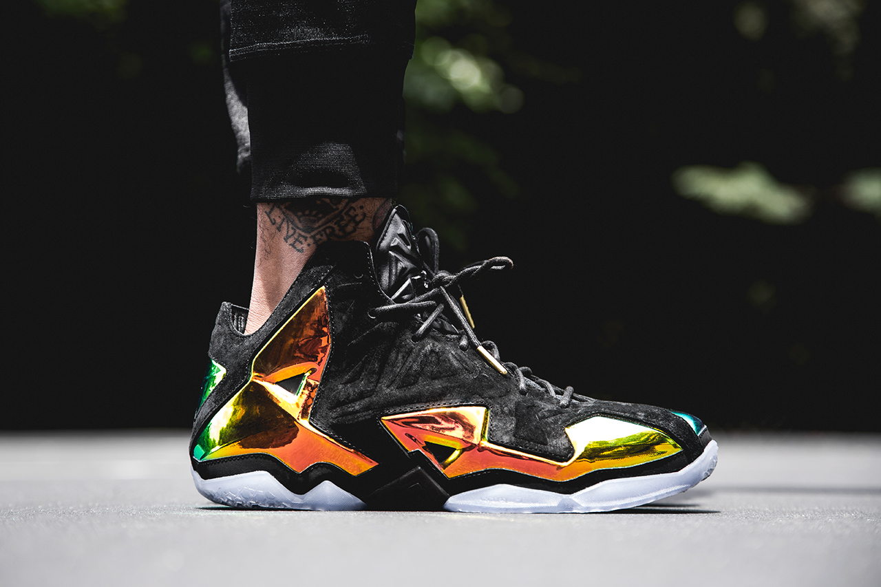 """Image of Nike LeBron 11 EXT QS """"King's Crown"""""""