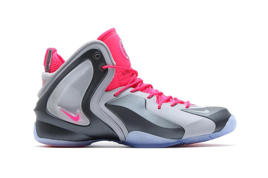"Image of Nike Lil Penny Posite ""Hyper Jade"" & ""Hyper Pink"""