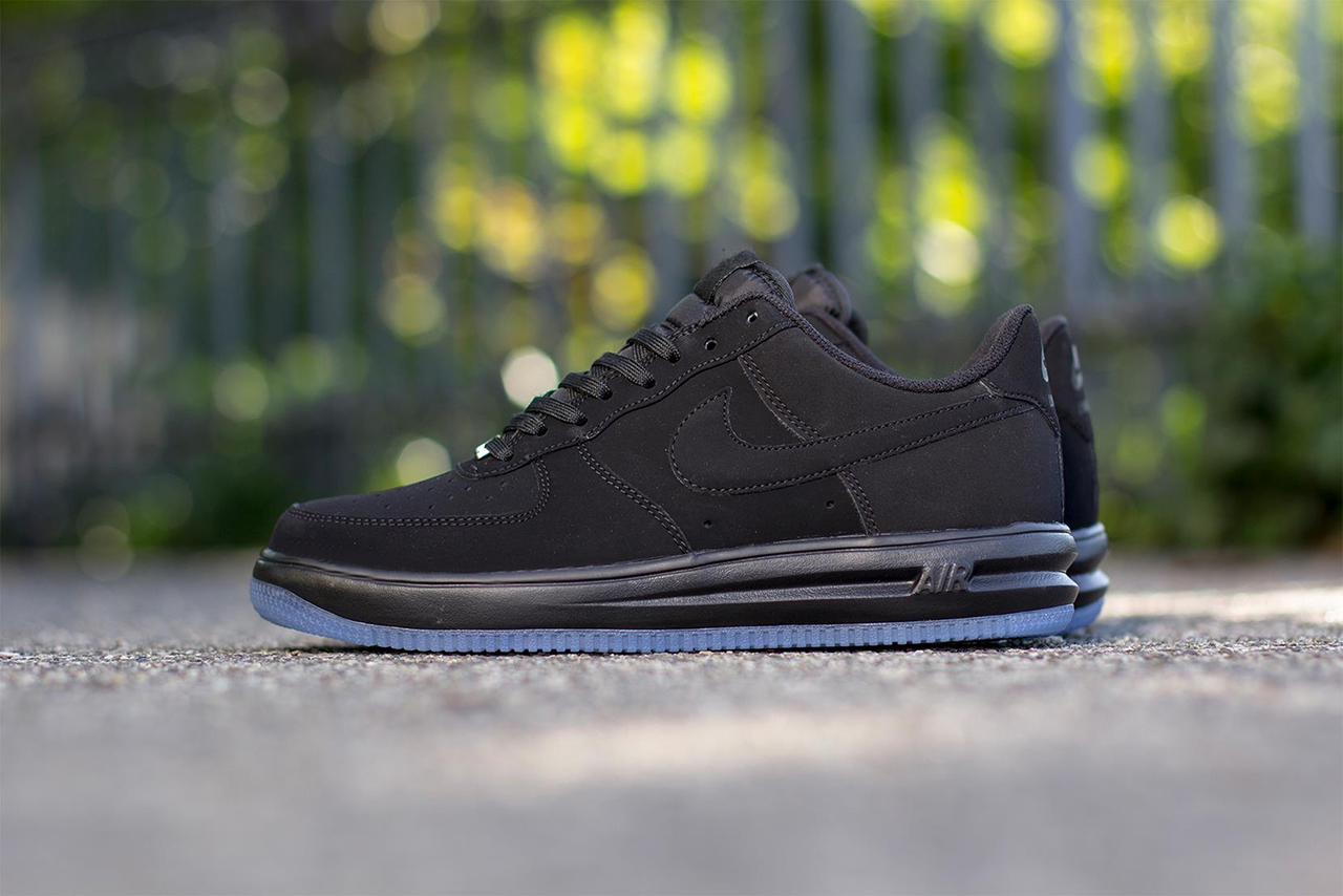 Image of Nike Lunar Force 1 '14 Black