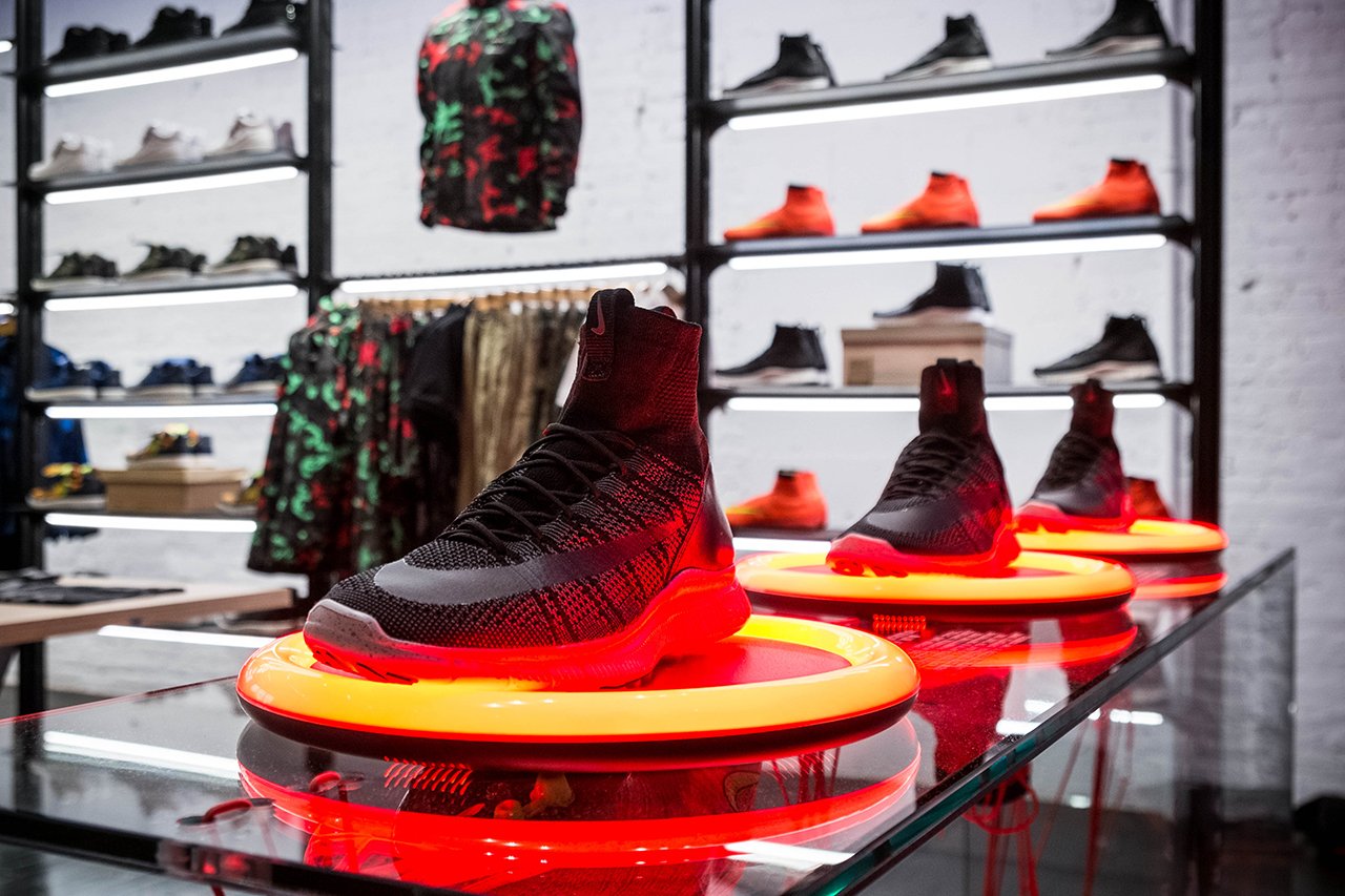 Image of Nike Presents a New Retail Experience with NikeLab