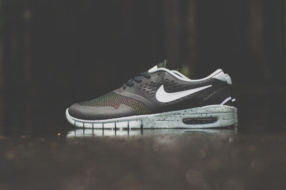 Image of Nike SB Eric Koston 2 Max Black/Venom Green