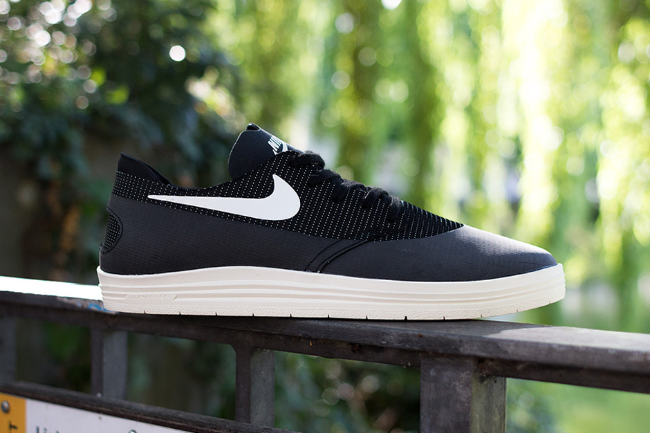 Image of Nike SB Lunar One Shot Black/Off-White