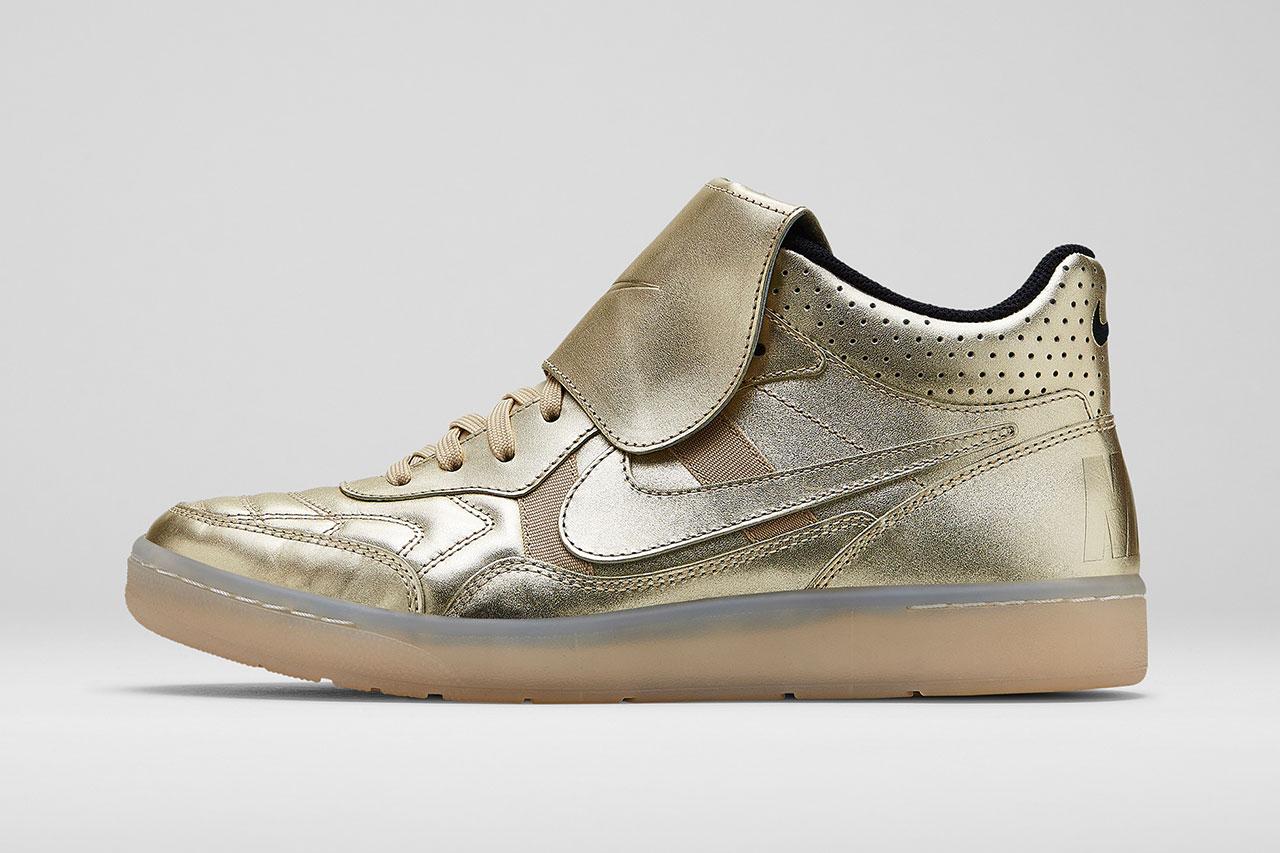 "Image of Nike Sportswear 2014 Summer ""Gold Hypervenom"" Collection"