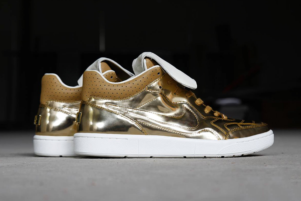 """Image of Nike Tiempo 94 Mid SP """"Gold"""""""