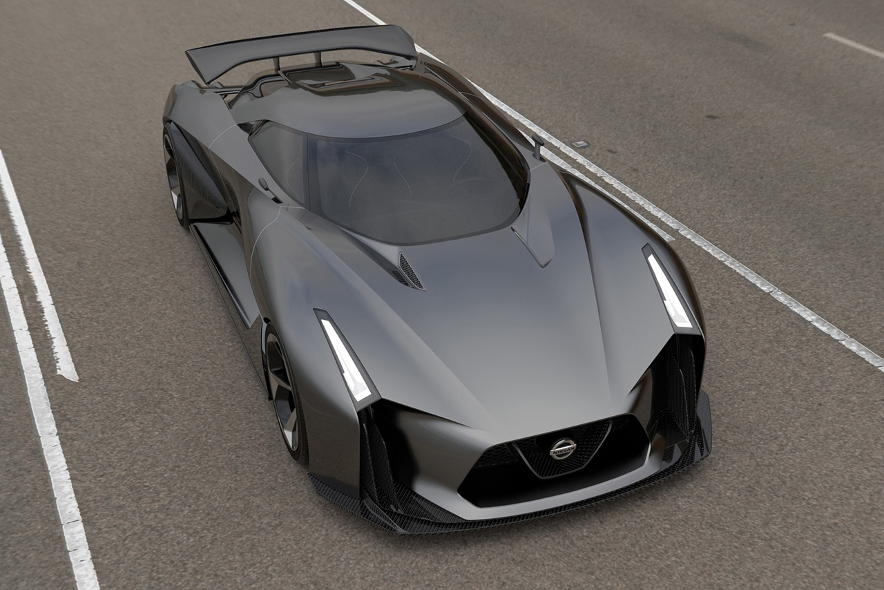 Image of Nissan CONCEPT 2020 Vision Gran Turismo