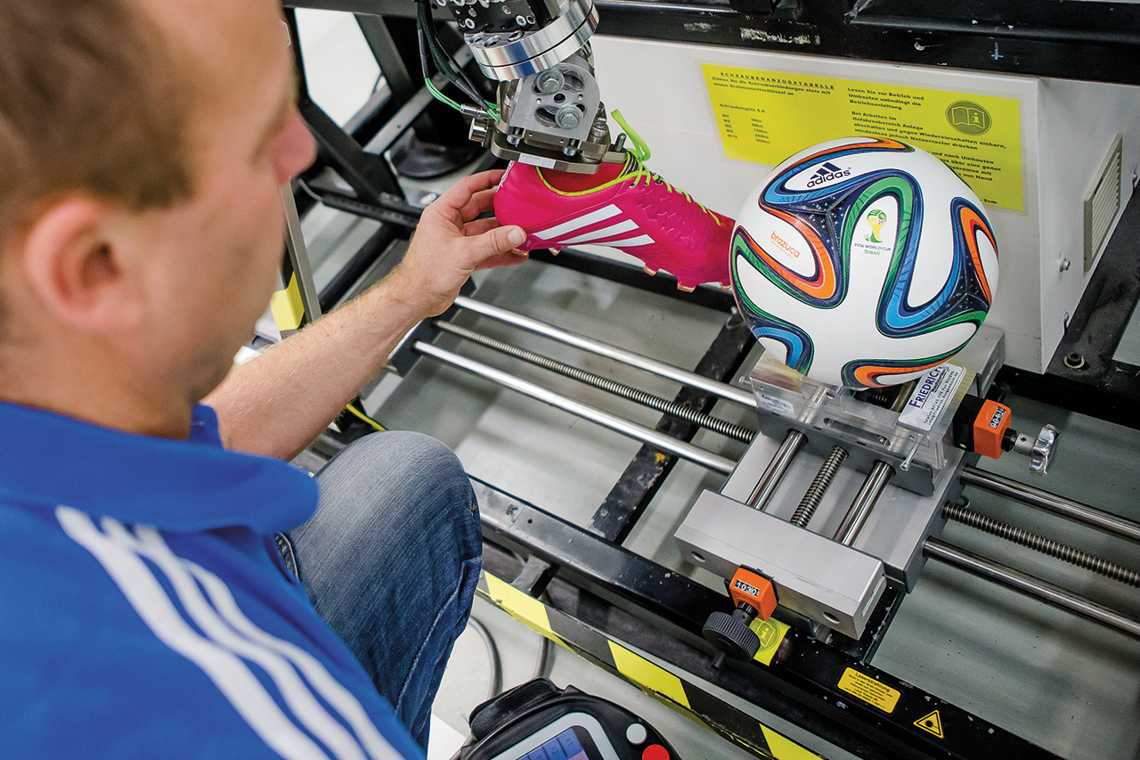 Image of No Half Measures: How adidas is Gearing Up for the 2014 World Cup