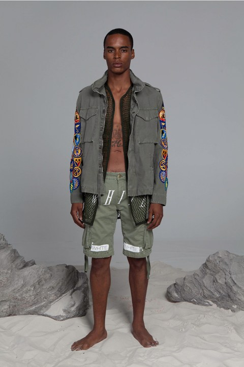 Image of OFF-WHITE c/o VIRGIL ABLOH 2015 Spring/Summer Collection