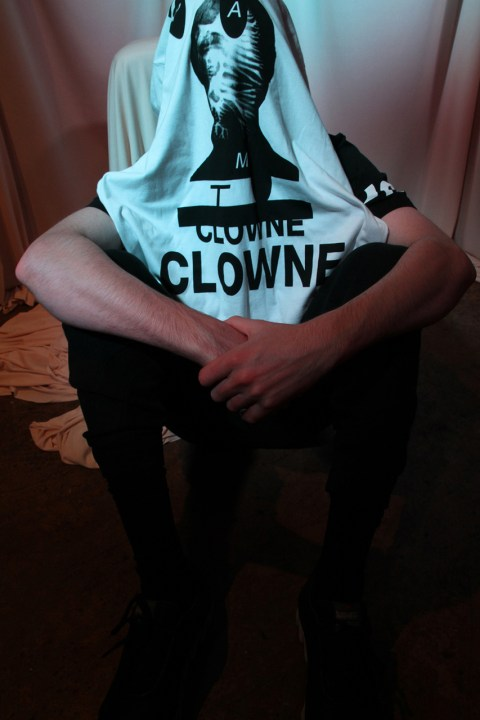 "Image of PAM ""Acid Poem"" T-Shirt Collection"
