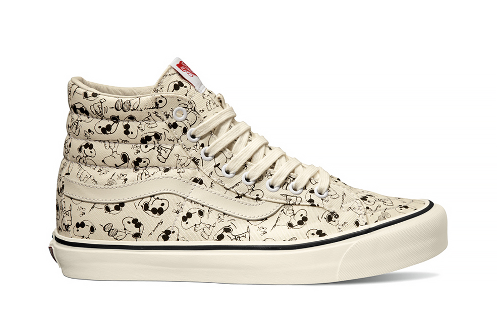 Image of Peanuts x Vault by Vans 2014 Summer Collection