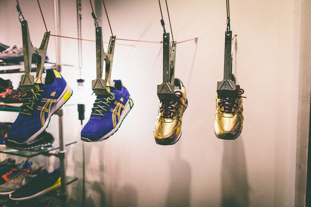 Image of Perspective by Chris Stamp: A Global Sneaker Release with Ronnie Fieg
