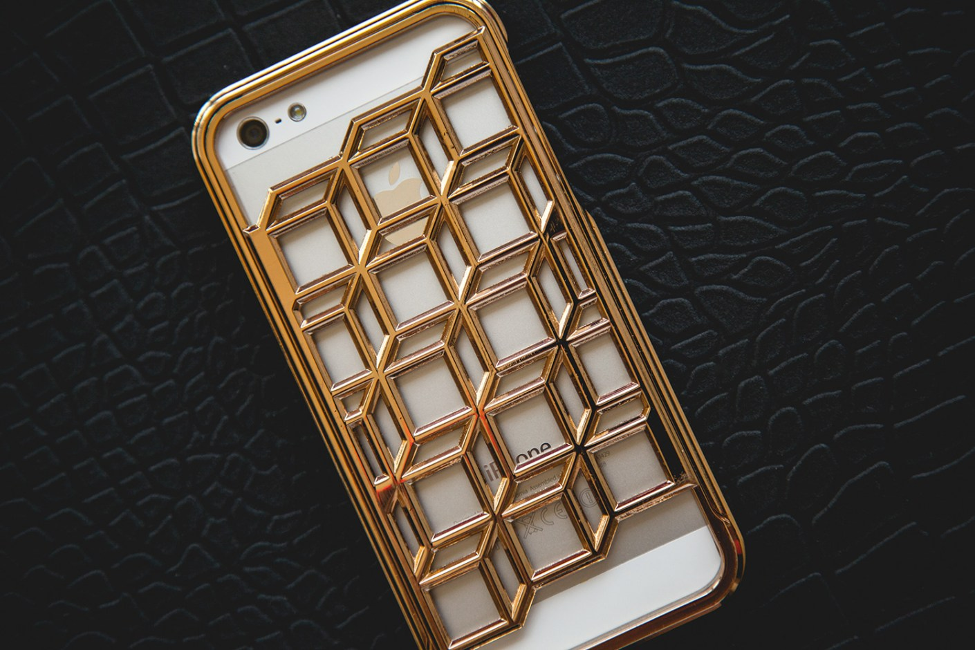 "Image of Pierre Hardy x Case Scenario ""Blitz Tech"" Edition iPhone 5/5s Case"