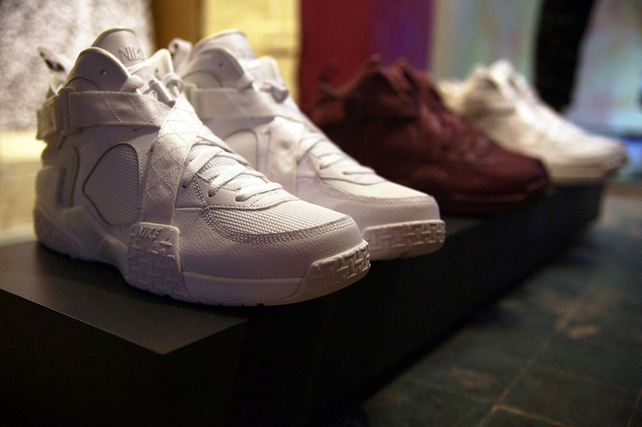 Image of Pigalle Unveils Basketball Collection featuring New Nike Air Raid