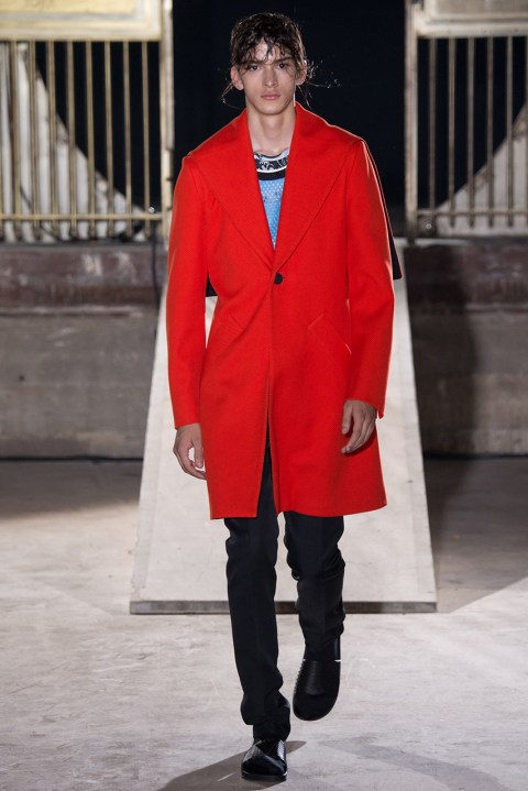 Image of Raf Simons 2015 Spring/Summer Collection