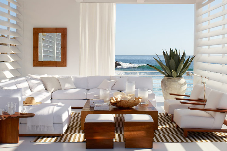 Image of Ralph Lauren Home Point Dume Collection