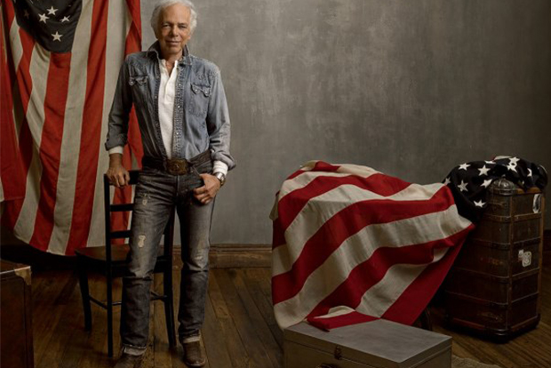 Image of Ralph Lauren Receives the Smithsonian's James Smithson Bicentennial Medal