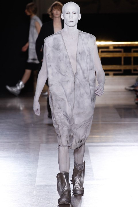 Image of Rick Owens 2015 Spring Collection