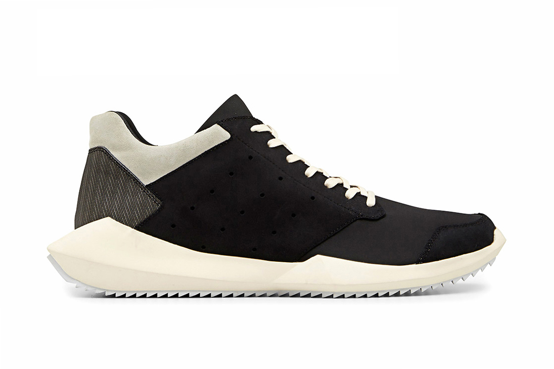 Image of Rick Owens for adidas 2014 Spring/Summer Tech Runner