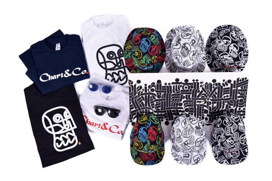 Image of Rostarr x Chari & Co. 2014 Capsule Collection