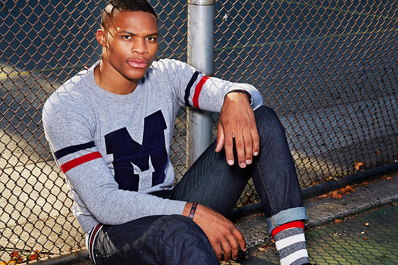 Image of Russell Westbrook to Collaborate with Barneys New York