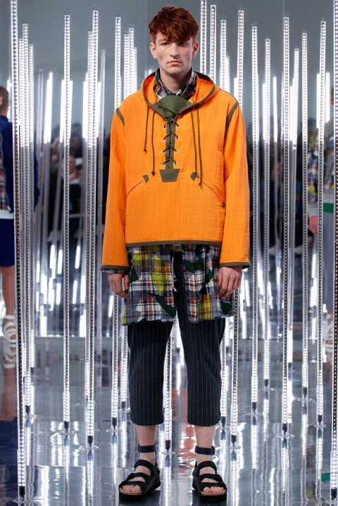 Image of sacai 2015 Spring/Summer Collection