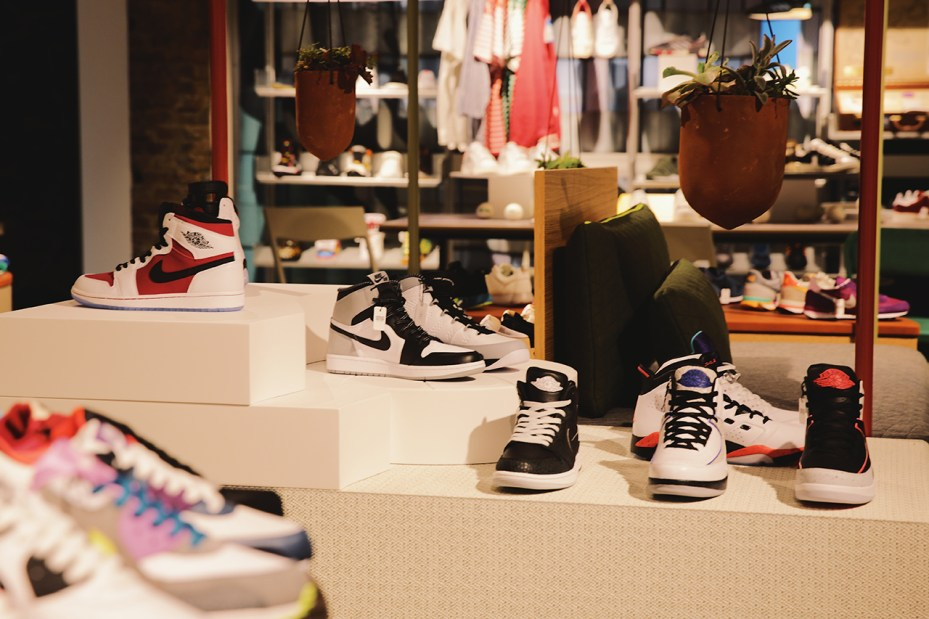 Image of Sneakersnstuff London Store Opening