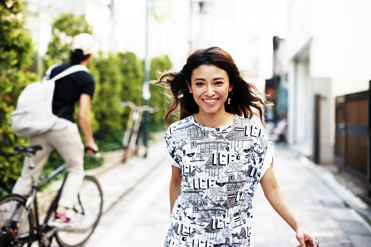 "Image of Sophia Chang x PUMA ""Brooklynite"" Lookbook"
