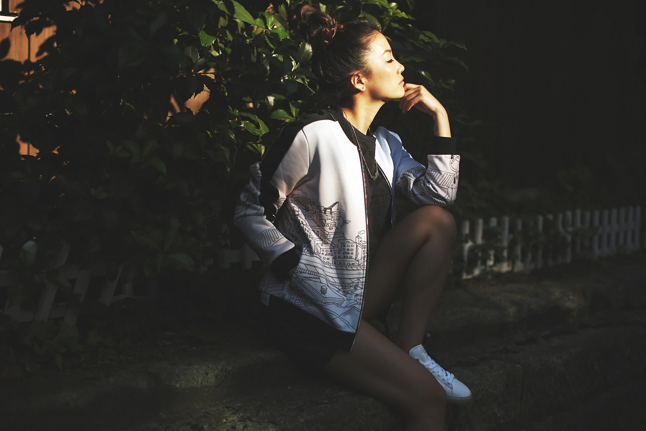 "Image of Sophia Chang x PUMA ""Brooklynite"" Lookbook"