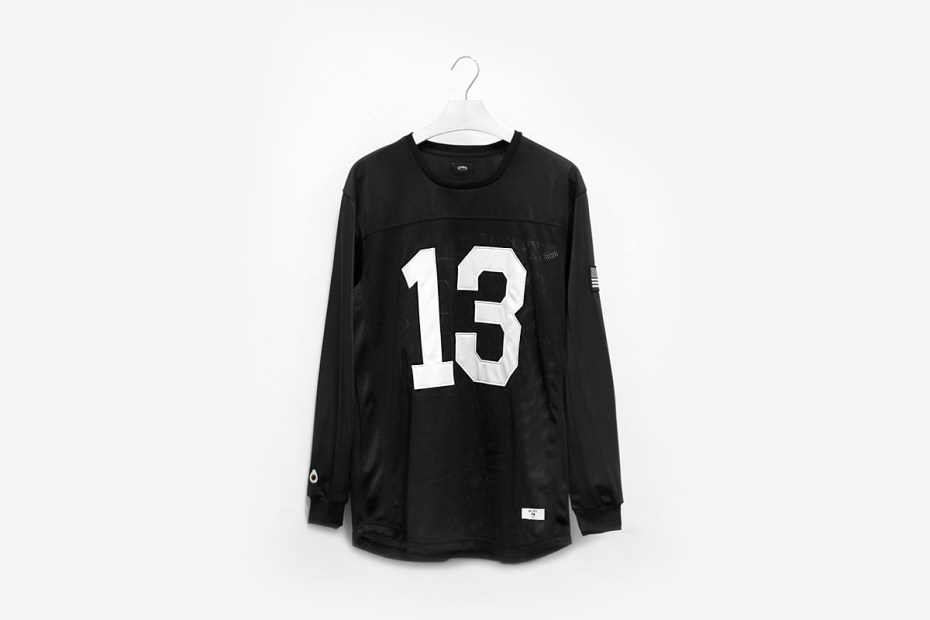 Image of Stampd x 13thWitness Mesh Jerseys