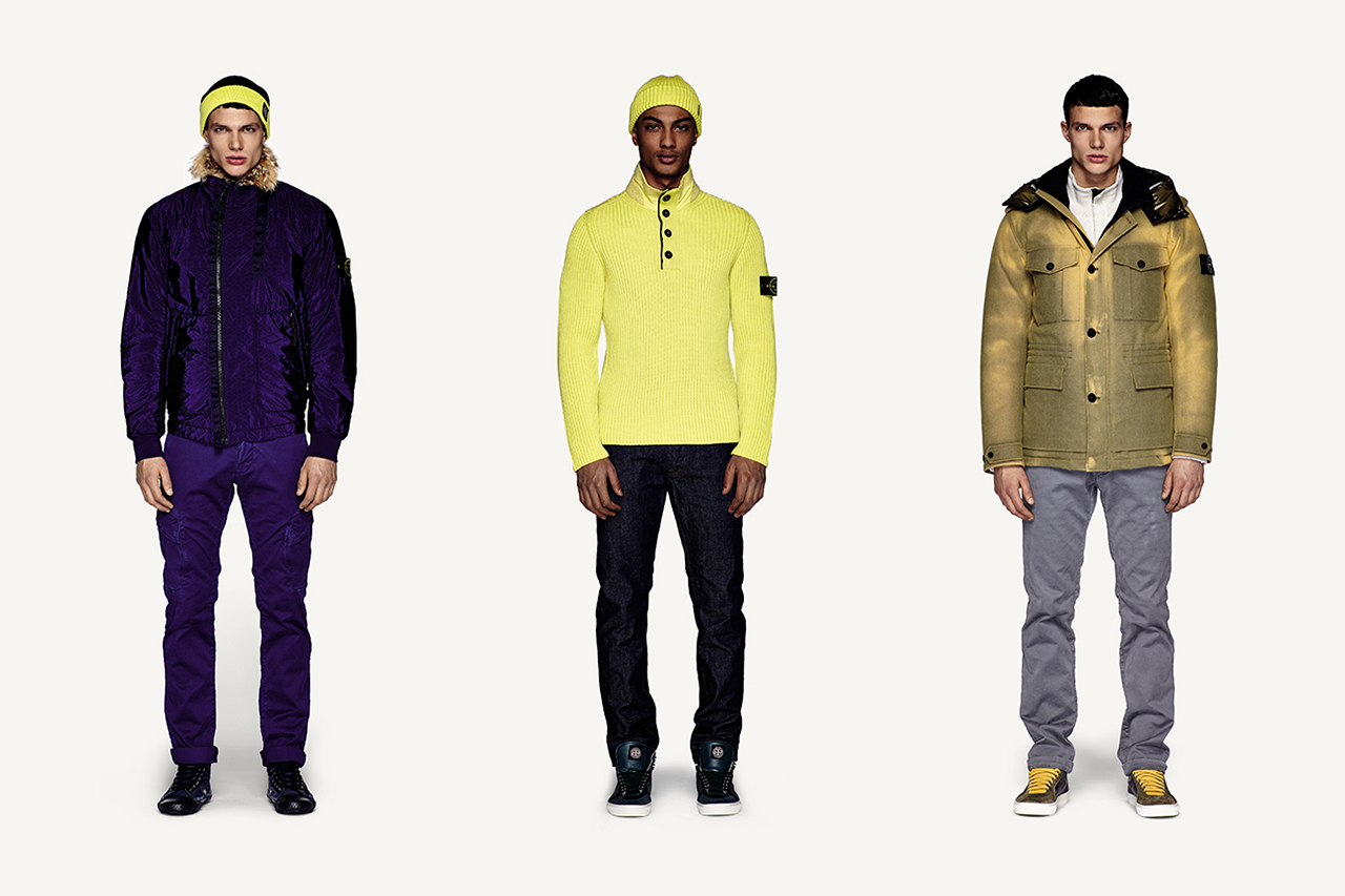 Image of Stone Island 2014 Fall/Winter Preview