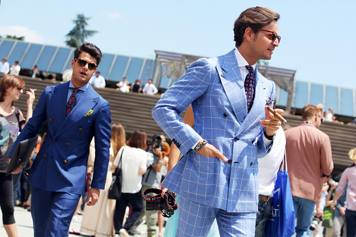 Image of STREETFSN: Milan Fashion Week and Pitti Uomo 86 Street Style