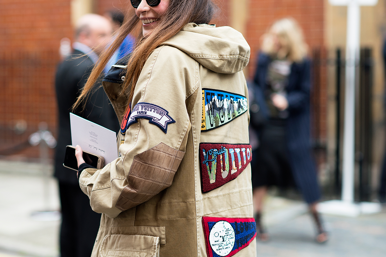 Image of Streetsnaps: London Collections – Men 2015 Spring/Summer Part 2