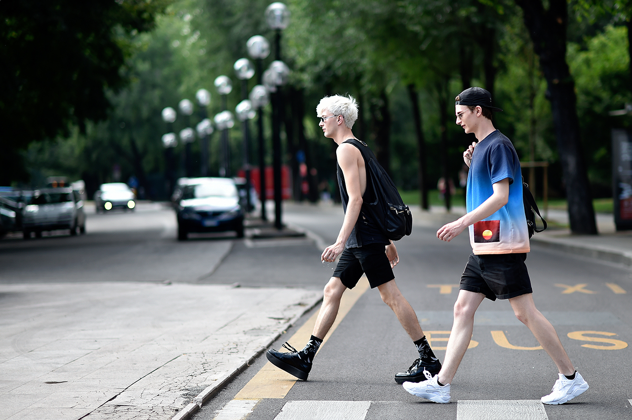 Image of Streetsnaps: Milan Fashion Week 2015 Spring/Summer Part One