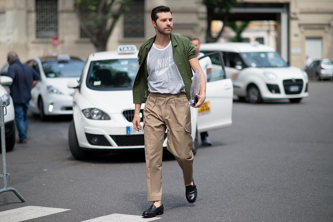 Image of Streetsnaps: Milan Fashion Week 2015 Spring/Summer Part Two