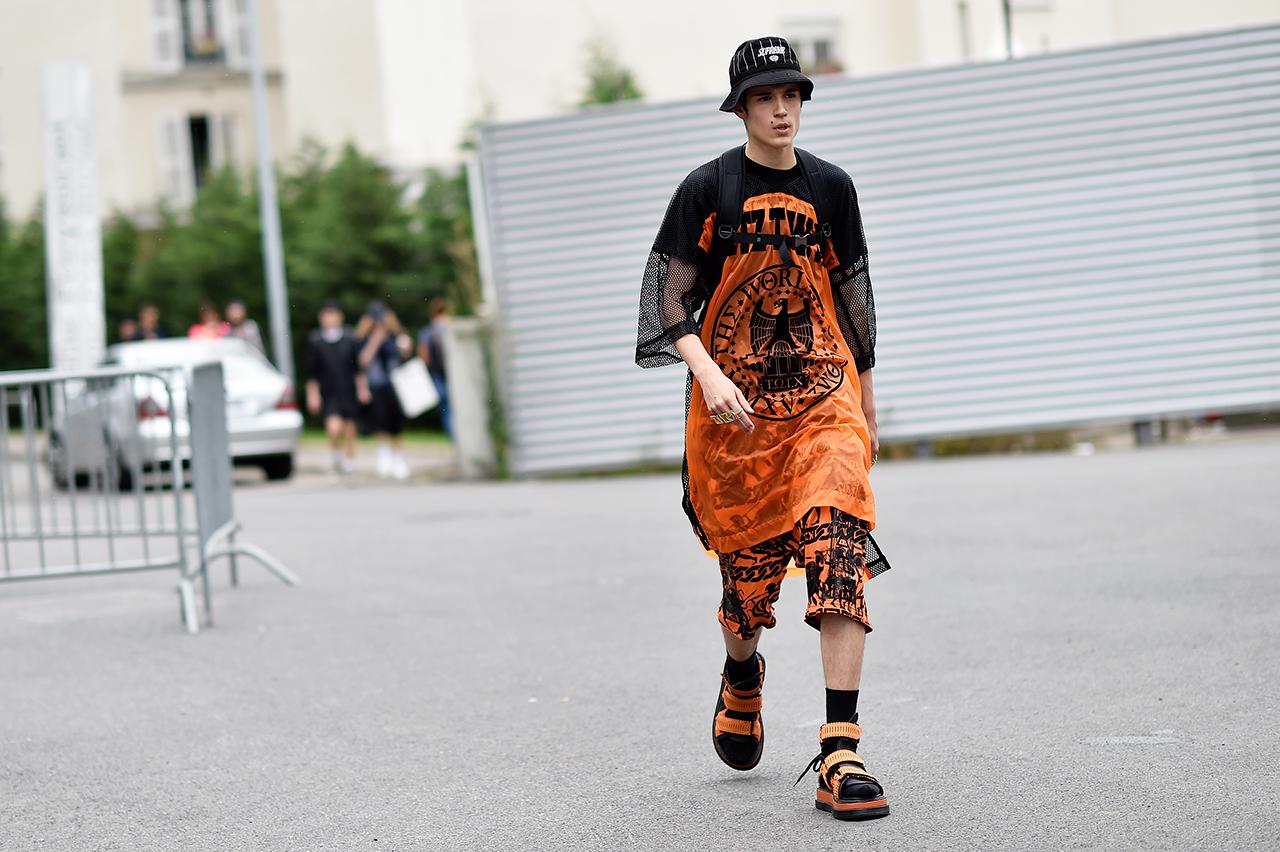 Image of  Streetsnaps: Paris Fashion Week 2015 Spring/Summer Part One